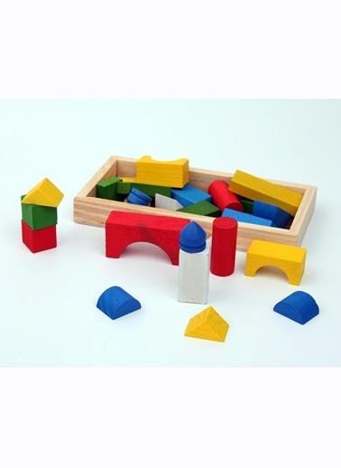 Wooden Toys Eğitsel Oyuncaklar Renkli